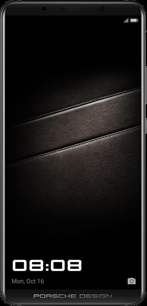 Huawei Mate 10 Porsche Design Resimleri