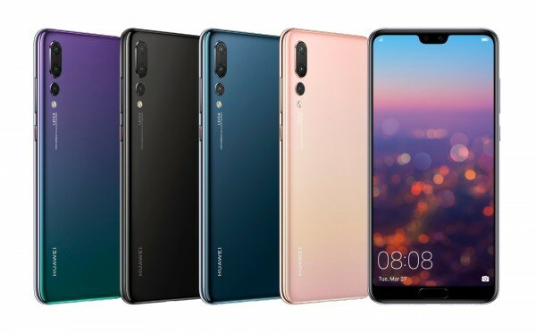 Huawei P20 Pro Resimleri