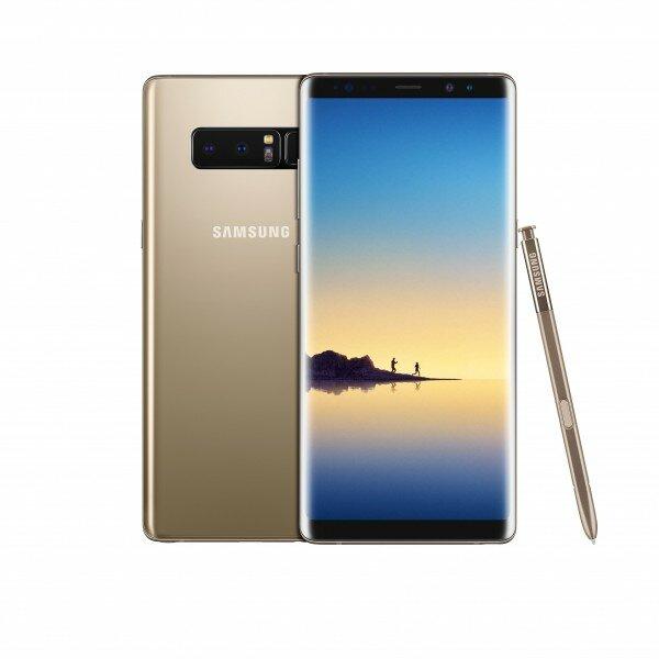 Samsung Galaxy Note 8 Resimleri