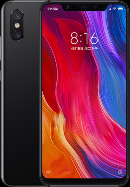 Xiaomi Mi 8 Resimleri