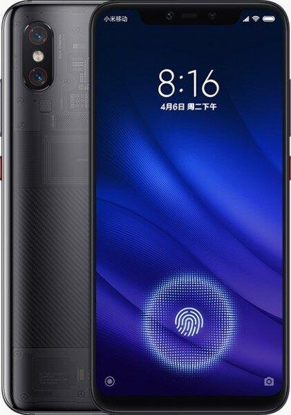Xiaomi Mi 8 Pro Resimleri