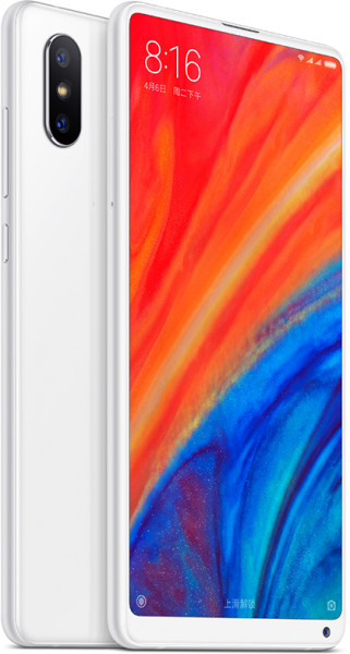 Xiaomi Mi MIX 2S Resimleri