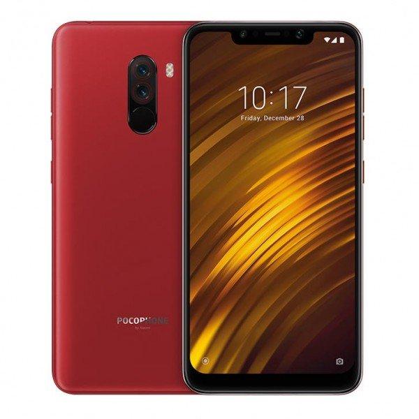 Xiaomi Pocophone F1 Resimleri