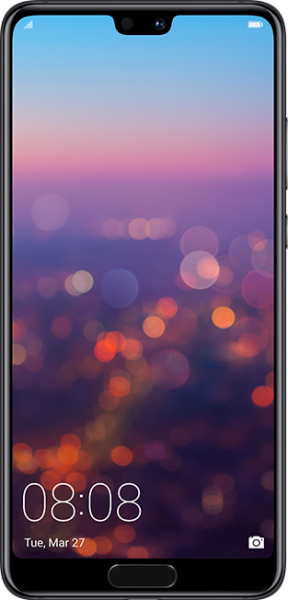 Huawei P20 Resimleri