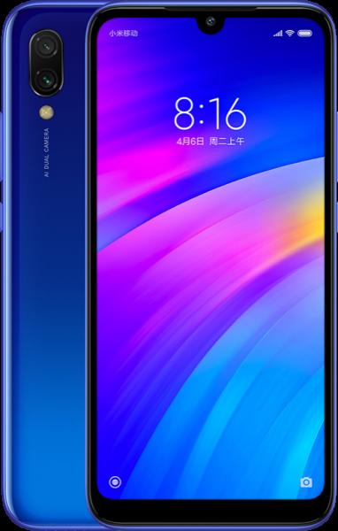Xiaomi Redmi 7 Resimleri
