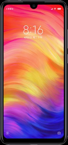 Xiaomi Redmi Note 7 Resimleri