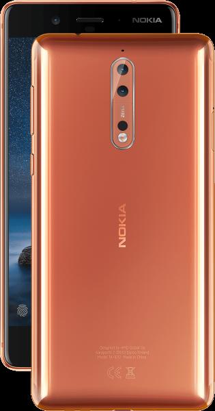 Nokia 8 Resimleri