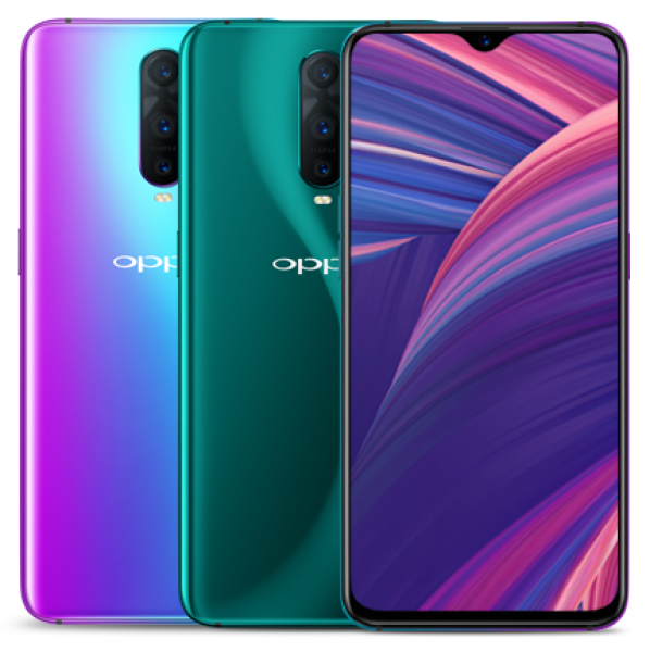 Oppo RX17 Pro Resimleri