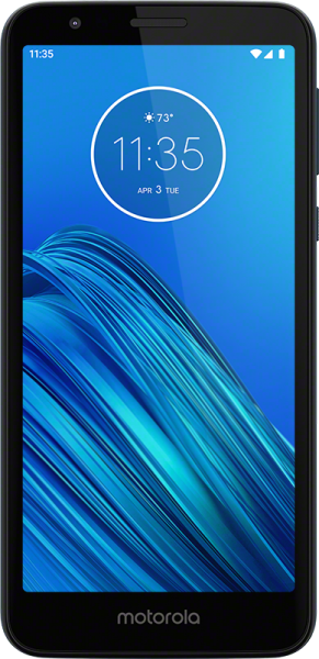 Motorola Moto E6 Resimleri