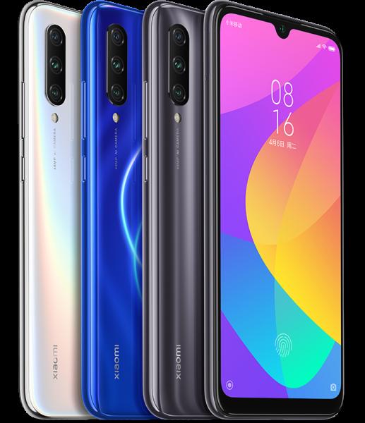 Xiaomi Mi CC9e Resimleri