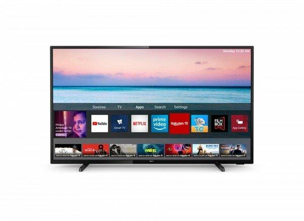 Philips 43PUS6504 Ultra HD (4K) TV Resimleri