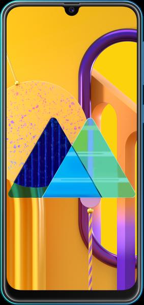 Samsung Galaxy M30s Resimleri