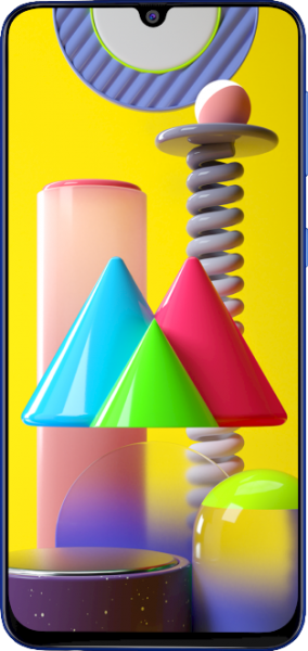 Samsung Galaxy M31 Resimleri