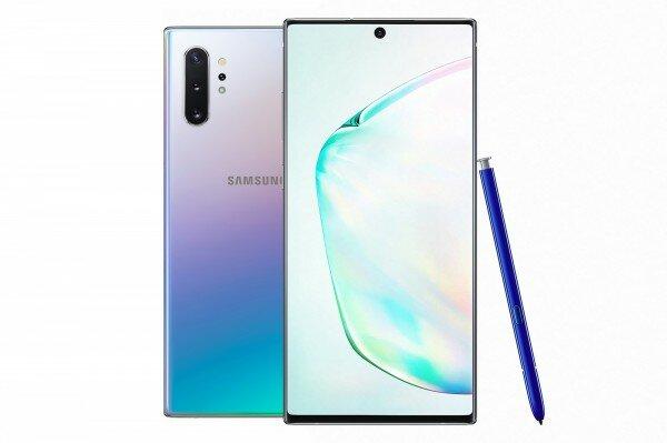 Samsung Galaxy Note 10+ (Plus) Resimleri