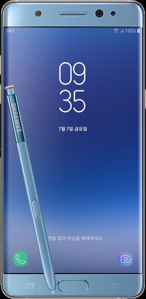 Samsung Galaxy Note FE (Fan Edition) Resimleri