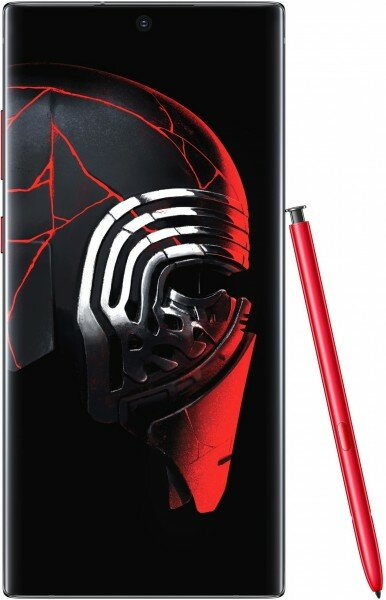 Samsung Galaxy Note10+ Star Wars Special Edition Resimleri