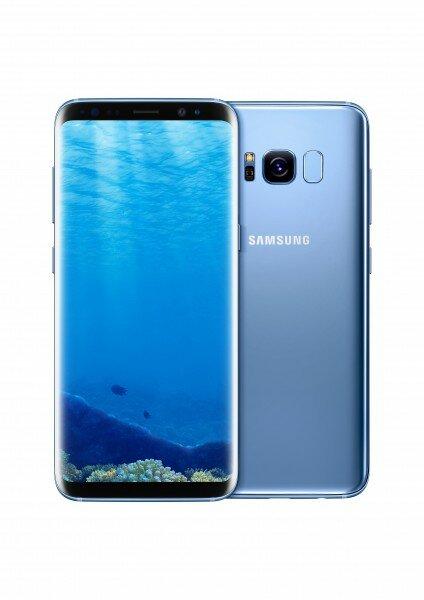 Samsung Galaxy S8 Resimleri