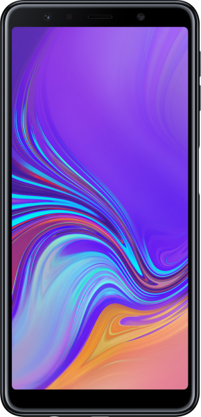 Samsung Galaxy A7 (2018) Resimleri