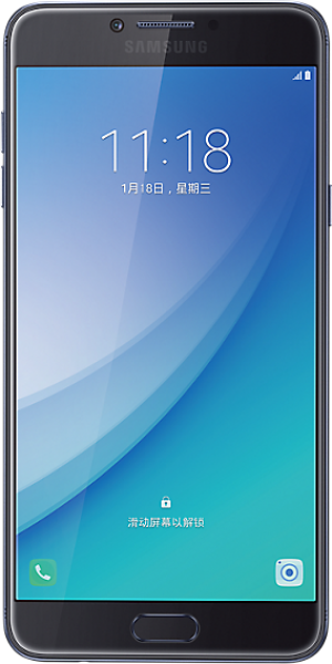 Samsung Galaxy C7 Pro Resimleri