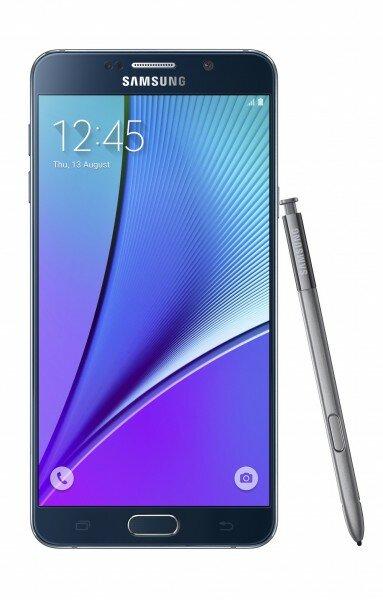 Samsung Galaxy Note 5 Resimleri