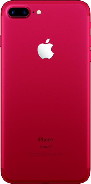 Apple iPhone 7 Plus (PRODUCT)RED Special Edition Resimleri