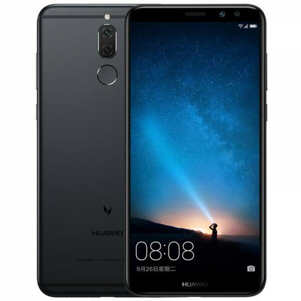 Huawei Mate 10 Lite Resimleri