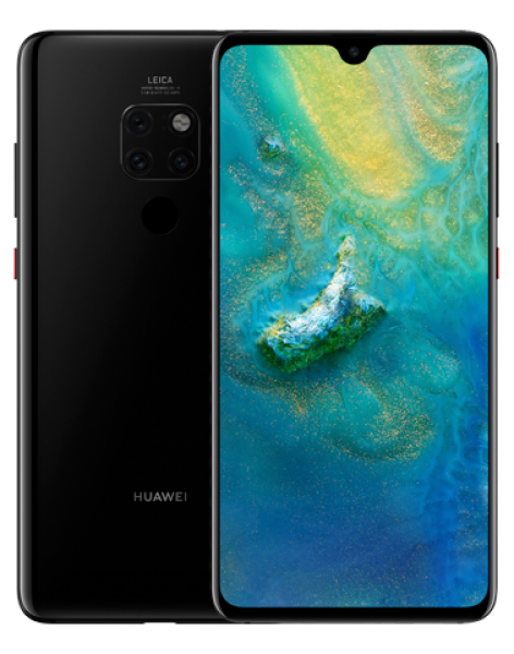 Huawei Mate 20 Resimleri
