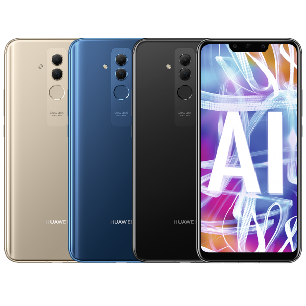 Huawei Mate 20 Lite Resimleri