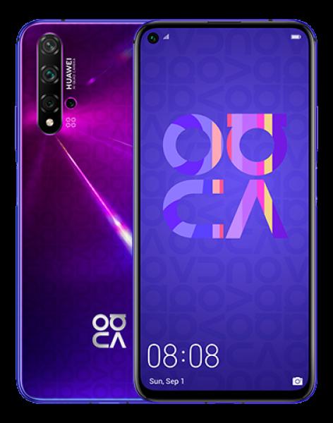 Huawei Nova 5T Resimleri