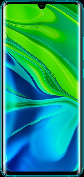 Xiaomi Mi Note 10 Resimleri