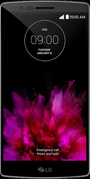 LG G Flex 2 Resimleri