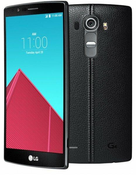 LG G4 Resimleri