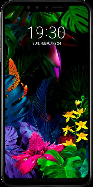 LG G8s ThinQ Resimleri
