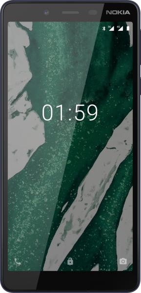 Nokia 1 Plus Resimleri