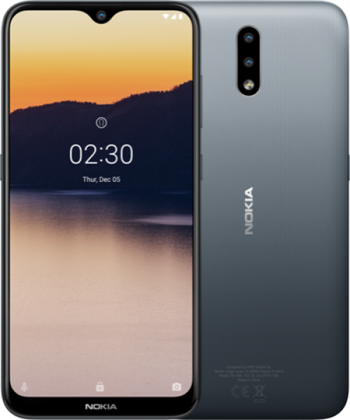 Nokia 2.3 Resimleri