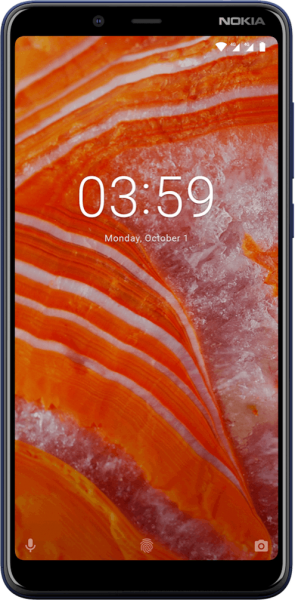 Nokia 3.1 Plus Resimleri