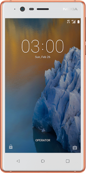 Nokia 3 Resimleri