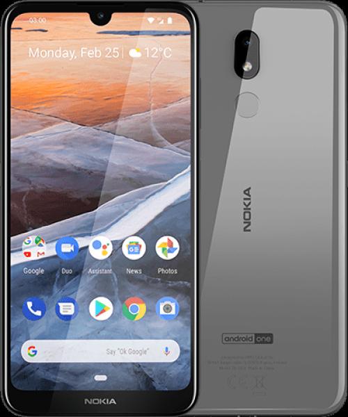 Nokia 3.2 Resimleri
