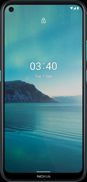 Nokia 3.4 Resimleri