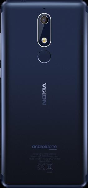Nokia 5.1 Resimleri