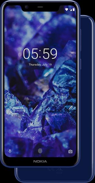Nokia 5.1 Plus Resimleri