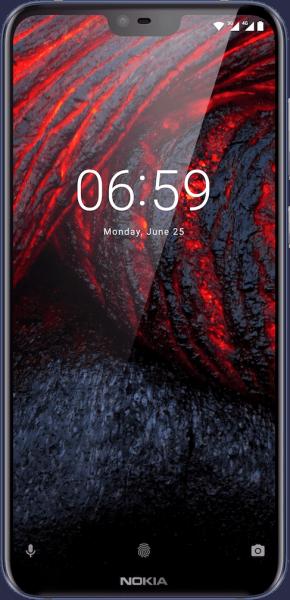 Nokia 6.1 Plus Resimleri