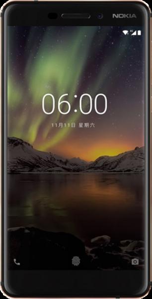 Nokia 6.1 Resimleri