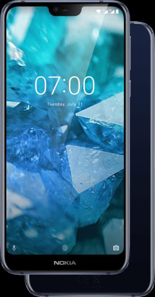 Nokia 7.1 Resimleri