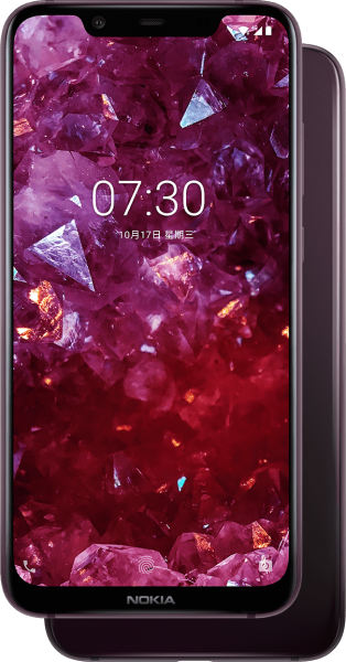Nokia X7 Resimleri