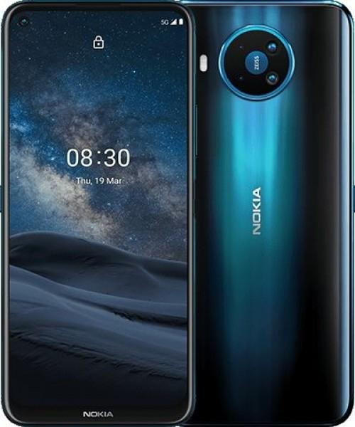Nokia 8.3 5G Resimleri