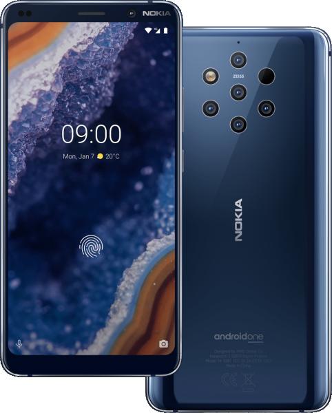 Nokia 9 PureView Resimleri