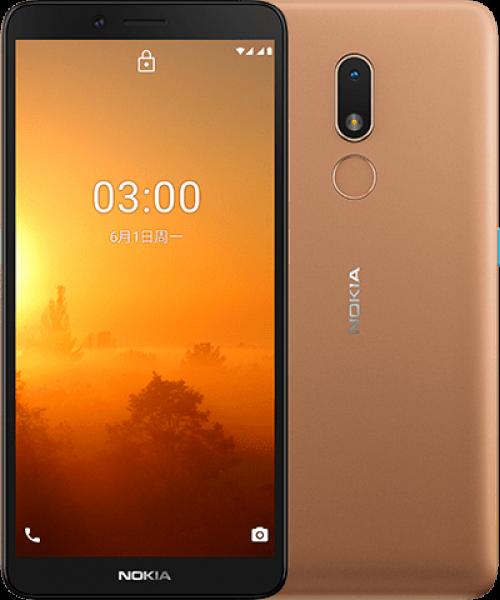 Nokia C3 Resimleri