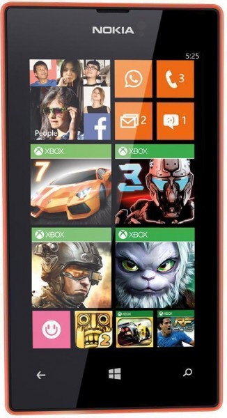 Nokia Lumia 525 Resimleri