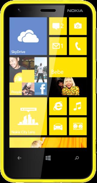 Nokia Lumia 620 Resimleri